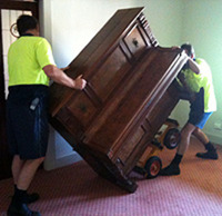 Old Piano Removal