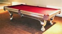 get Rid of a pool table